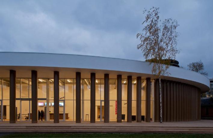 «Гараж» переедет вновое здание весной 2015 года