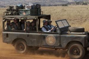 Мои африканские приключения