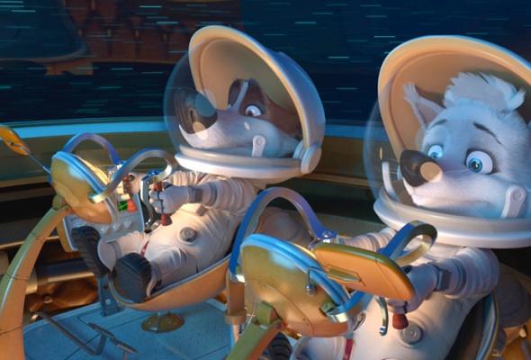 Белка и Стрелка: Лунные приключения - Фото №3