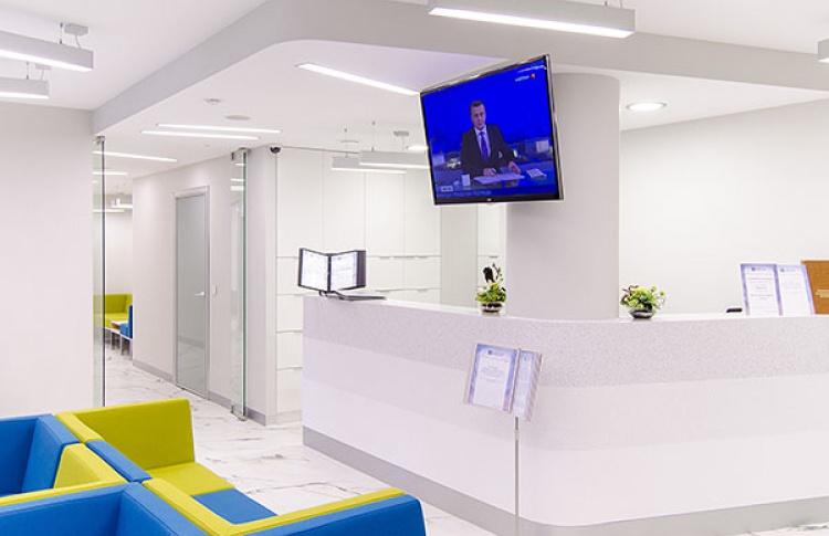 Новая клиника МЕДИ открылась вПриморском районе