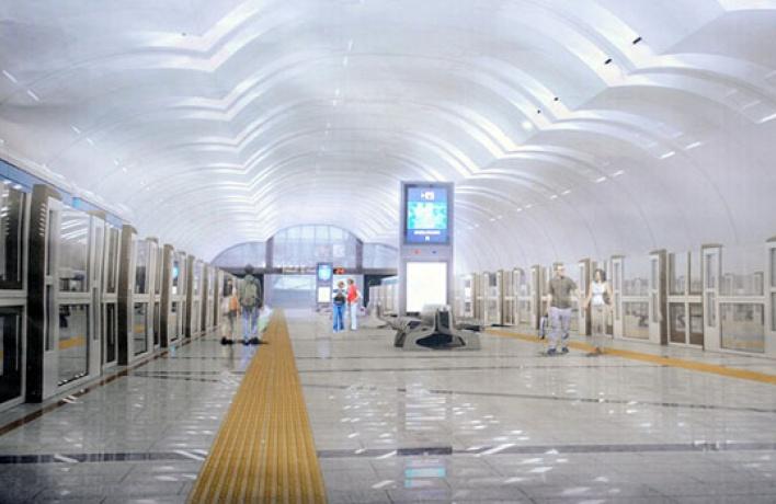 Доконца января вгороде откроют три новых станции метро