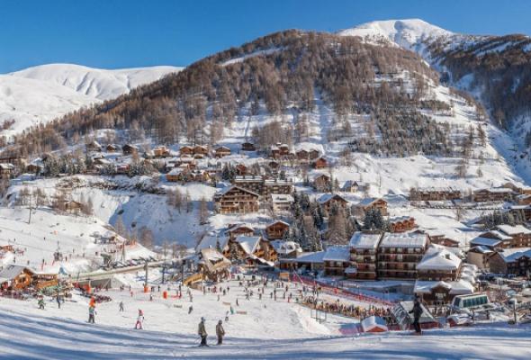 5европейских горнолыжных курортов - Фото №7