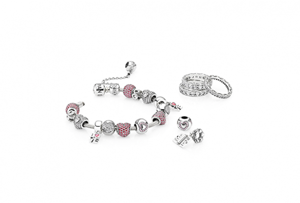 Коллекция Pandora коДню Святого Валентина - Фото №1