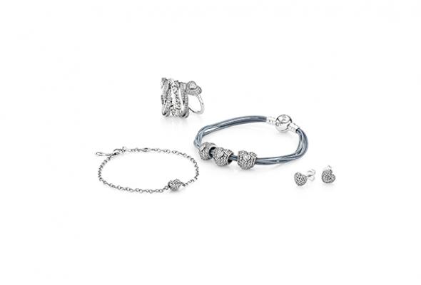 Коллекция Pandora коДню Святого Валентина - Фото №2