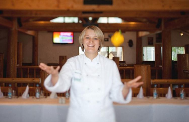 Мастер-класс Детского кулинарного клуба