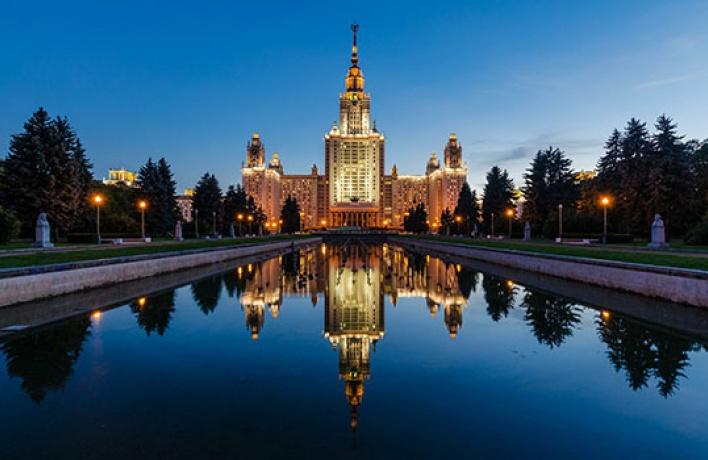 Вздании МГУ появится новая смотровая площадка