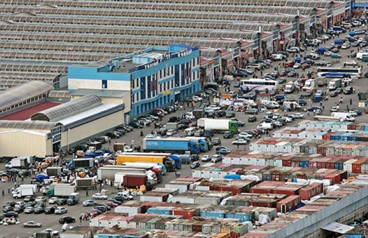 Натерритории Черкизовского рынка построят спортивный центр