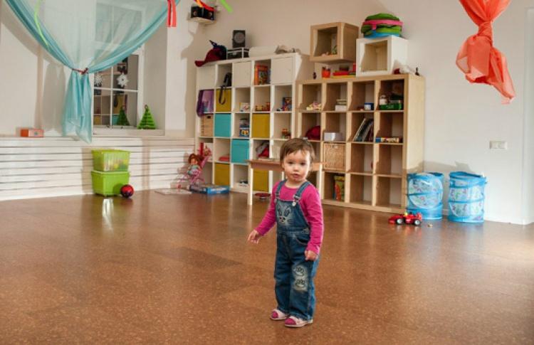 Детский коворкинг «Дом гнома»