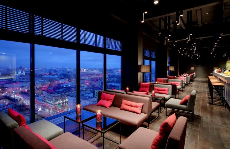 НаЛермонтовском открылся самый высокий ресторан вгороде
