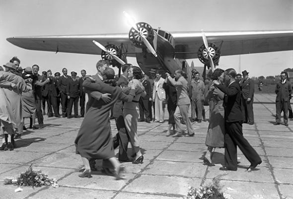 Air France и KLM: история мировых авиабрендов - Фото №2