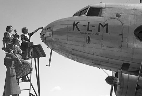 Air France и KLM: история мировых авиабрендов - Фото №3