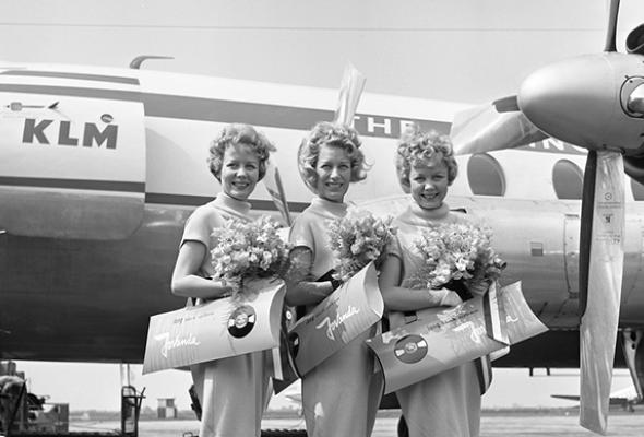 Air France и KLM: история мировых авиабрендов - Фото №5