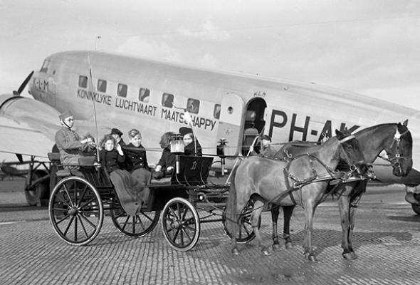 Air France и KLM: история мировых авиабрендов - Фото №6