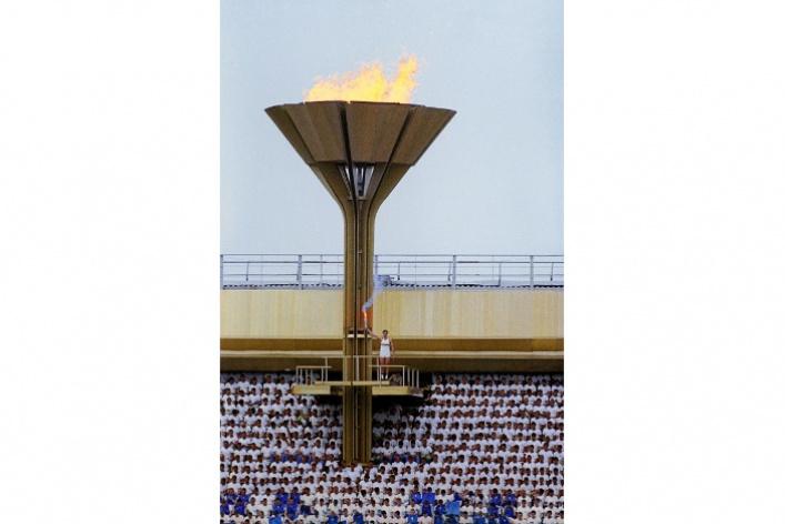 Легенды московской Олимпиады