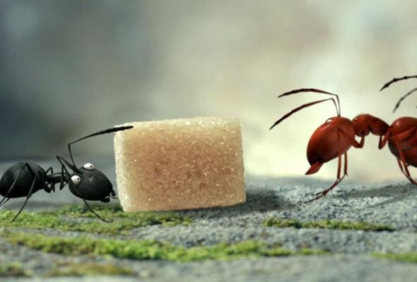 Букашки. Приключение в Долине муравьев - Фото №0