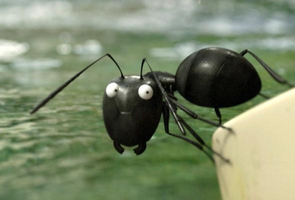 Букашки. Приключение в Долине муравьев - Фото №2