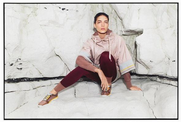 Новая коллекция adidas byStella McCartney - Фото №0