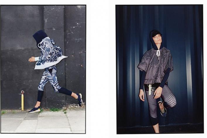Новая коллекция adidas byStella McCartney