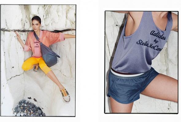 Новая коллекция adidas byStella McCartney - Фото №4