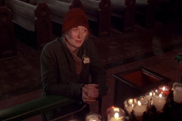 18ролей Мэрил Стрип сноминацией на«Оскар»