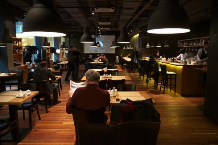 Итоги премии «Лучшие рестораны 2013»