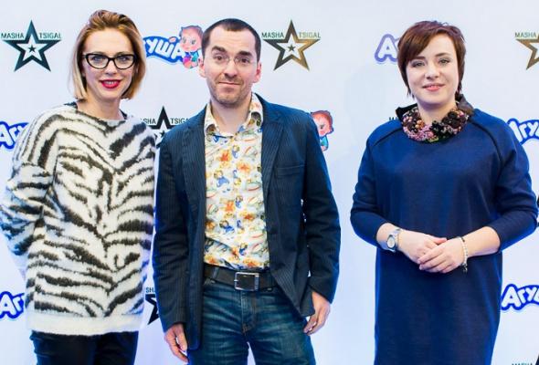 Маша Цигаль презентовала коллекцию футболок для бренда «Агуша» - Фото №3