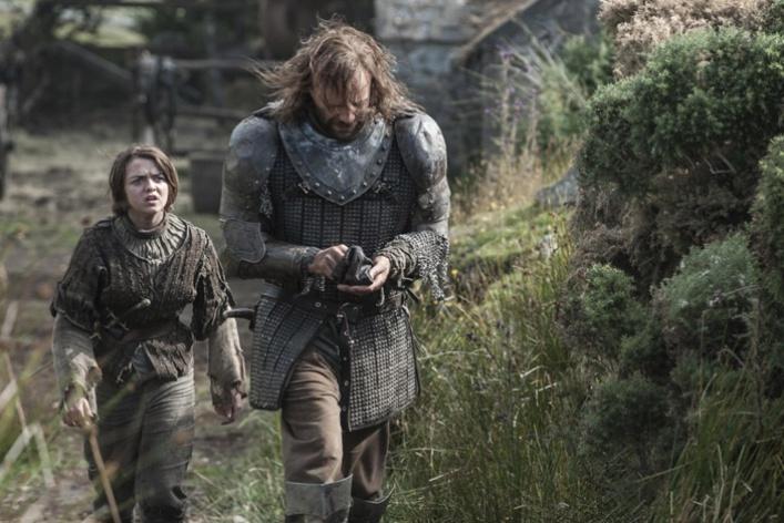 В Сети появились тизер и кадры из4-го сезона «Игры престолов»