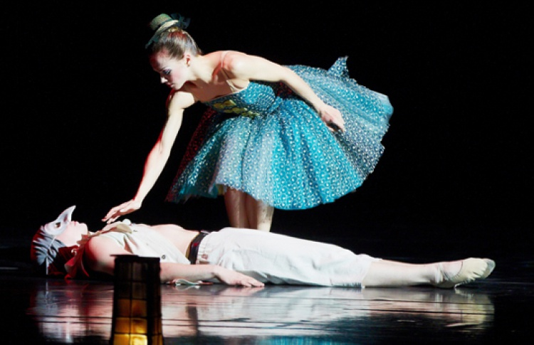 Пульчинелла. Grand Pas из балета. «Пахита»