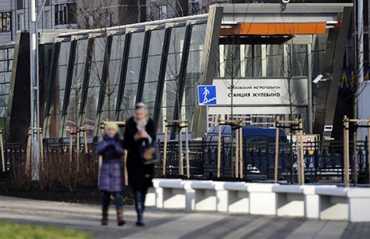 Возле станций метро появятся пешеходные маршруты