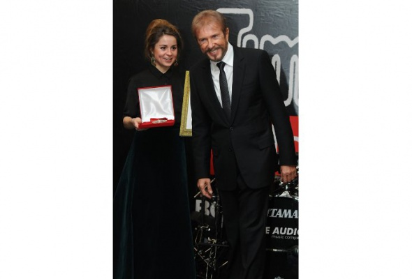 Фотографии сцеремонии вручения премии «Лучшие рестораны 2013» - Фото №2