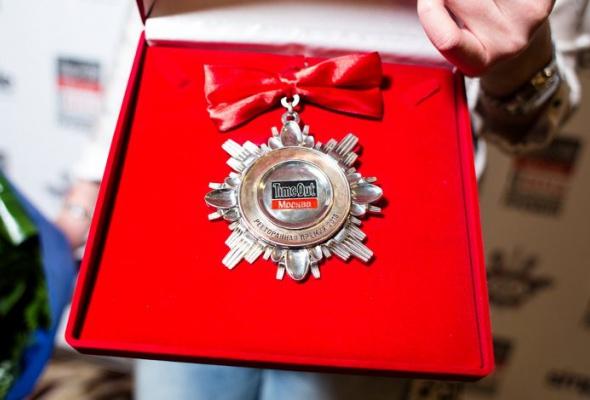 Фотографии сцеремонии вручения премии «Лучшие рестораны 2013» - Фото №24
