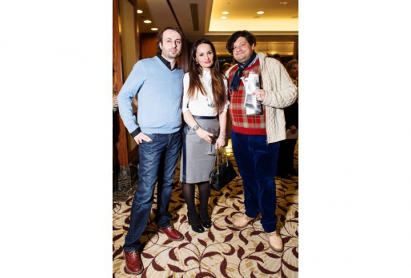 Фотографии сцеремонии вручения премии «Лучшие рестораны 2013» - Фото №12