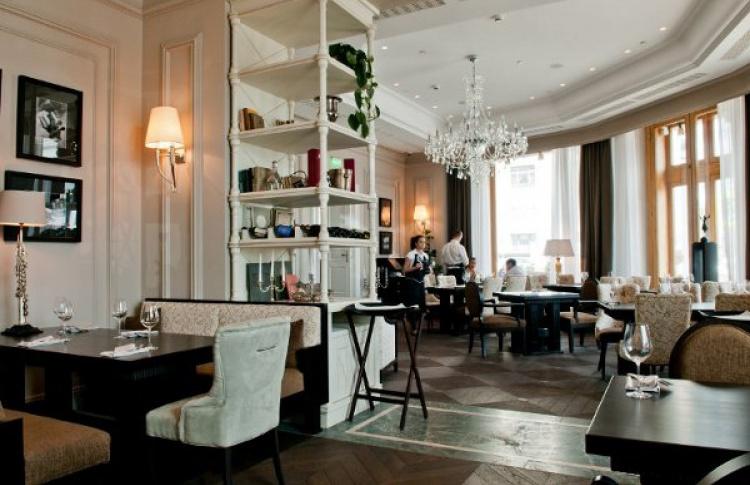 Премия «Лучшие рестораны 2013»: итоги Фото №425785