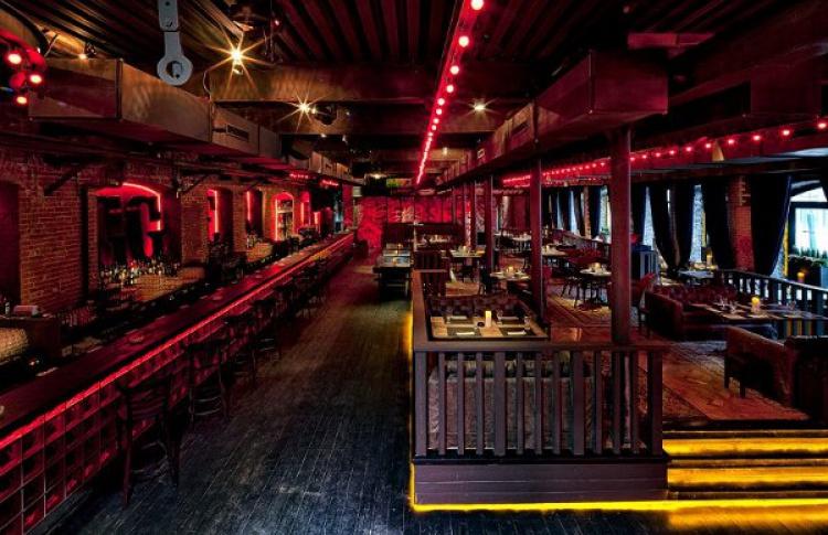 Премия «Лучшие рестораны 2013»: итоги Фото №425813
