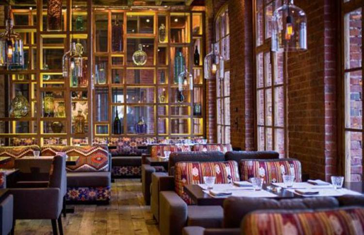 Премия «Лучшие рестораны 2013»: итоги Фото №425827