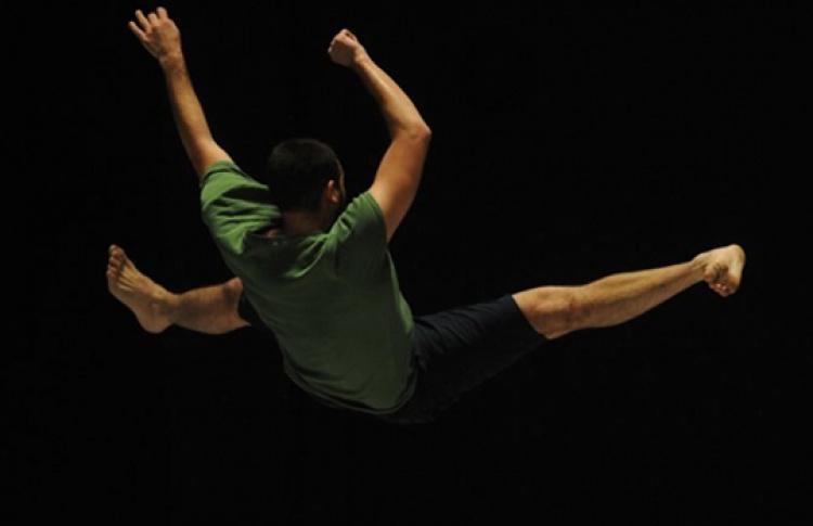 Танцевальный интенсив от Batsheva Dance Company