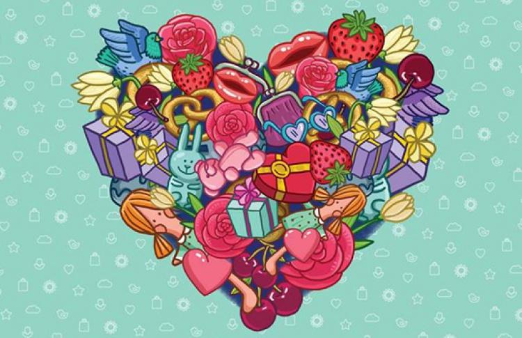 Ярмарка сердечных подарков
