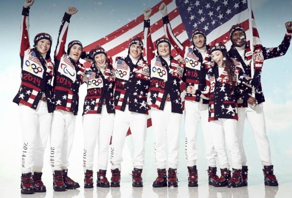 Олимпийская форма 20сборных мира - Фото №4