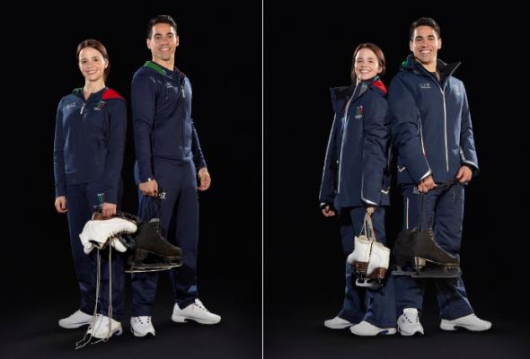 Олимпийская форма 20сборных мира - Фото №8