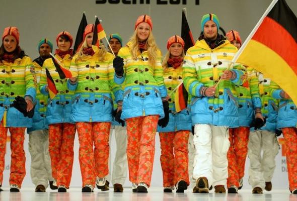 Олимпийская форма 20сборных мира - Фото №12