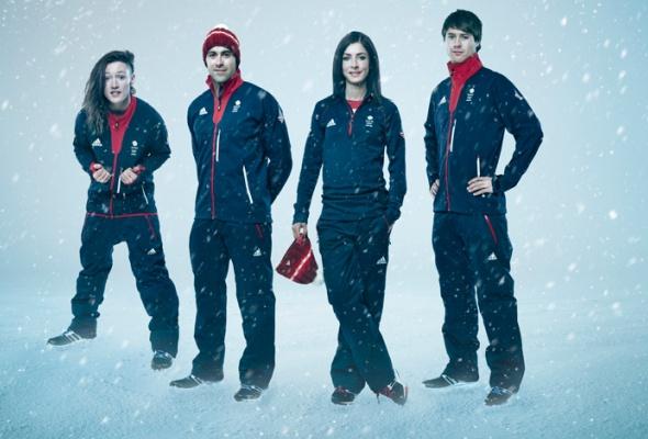 Олимпийская форма 20сборных мира - Фото №13