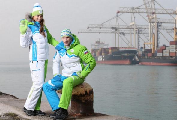 Олимпийская форма 20сборных мира - Фото №7