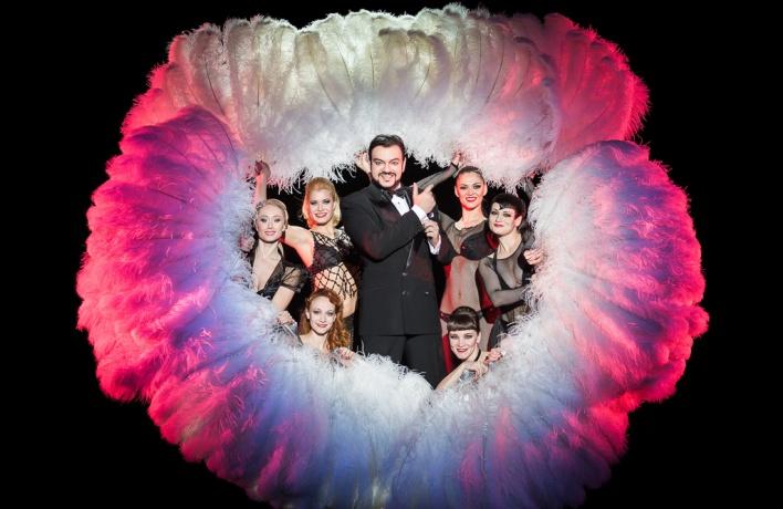 Филипп Киркоров возвращается в мюзикл «Chicago»
