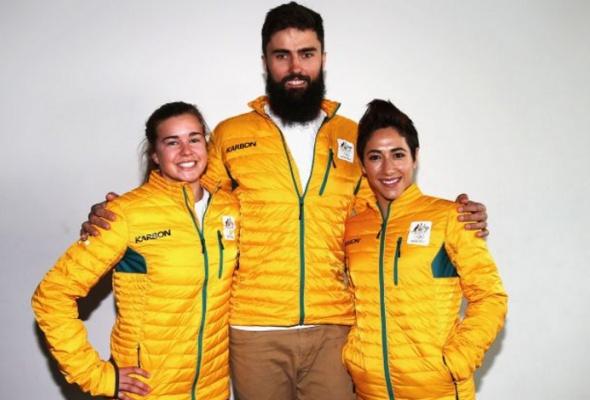 Олимпийская форма 20сборных мира - Фото №14