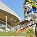 Олимпиада вСочи: болеем занаших вМоскве
