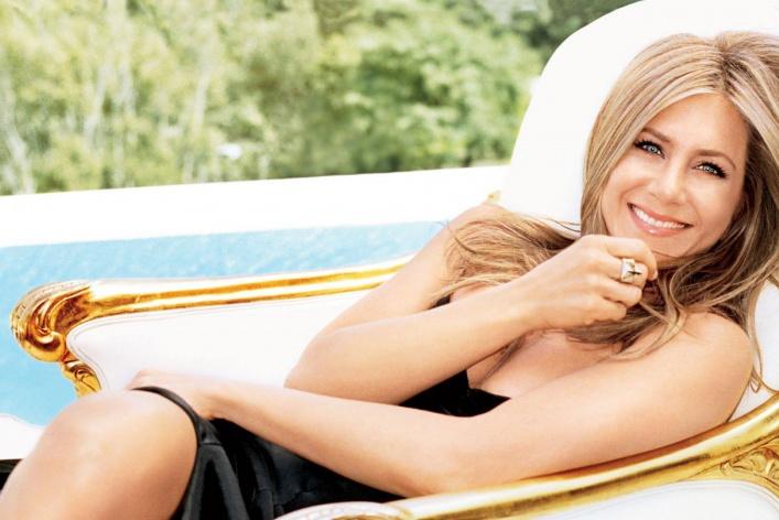 5 секретов красоты и молодости Дженнифер Энистон