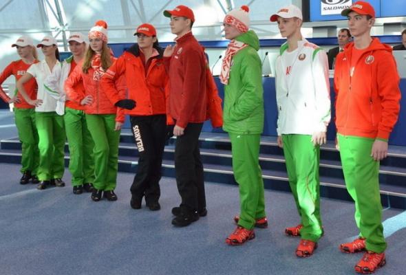 Олимпийская форма 20сборных мира - Фото №15