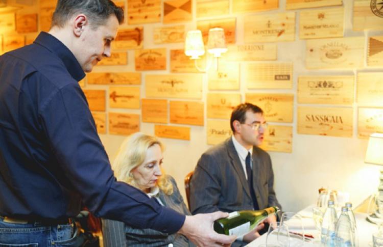 Вечер вин из региона Бордо