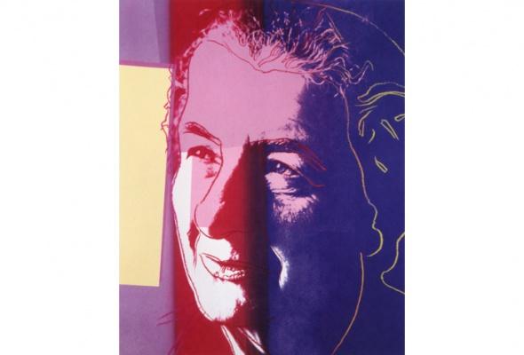 Энди Уорхол «Десять» из коллекции семьи Блаватник - Фото №3