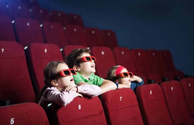 В Сокольниках открылся первый детский воскресный кинотеатр